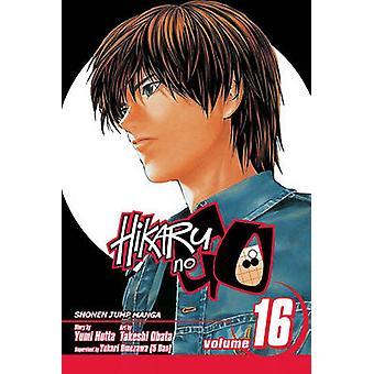 Hikaru No Go - Volume 16 - Chinese Go Association by Yumi Hotta - Take