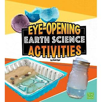 Attività di Scienze della terra di aprire gli occhi di Rani Iyer - 9781474742658 libro
