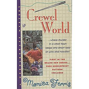 Crewel World (Needlecraft Mysteries)