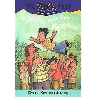 Zack Files 20: Comment j'ai allaient de mal en verset