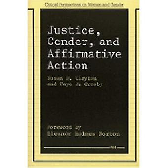 Gerechtigkeit, Geschlecht und Affirmative Action