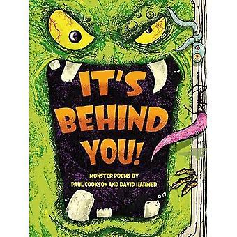 Het is achter je!: Monster gedichten door