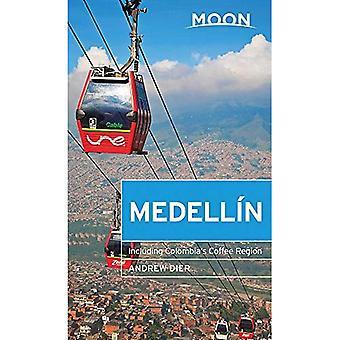 Moon Medellin: Inklusive Colombia kaffe Region (Häftad)