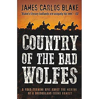 Country of the Bad Wolfes (Wolfe Family 1)