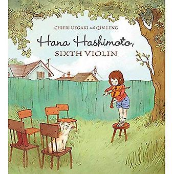 Hana Hashimoto, zesde viool