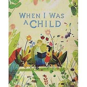 Toen ik een kind Was
