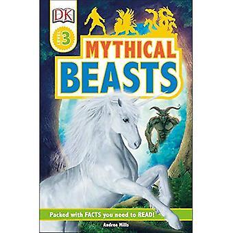 DK czytelników poziom 3: Mitycznych bestii (DK czytelników)