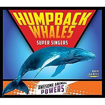 Bultrug walvissen: Super zangers (Awesome dierlijke bevoegdheden)