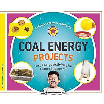 Coal Energy Projects: Easy Energy Activities for Future Engineers! (Earth's Energy Experiments)