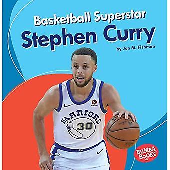 Basket Superstar Stephen Curry