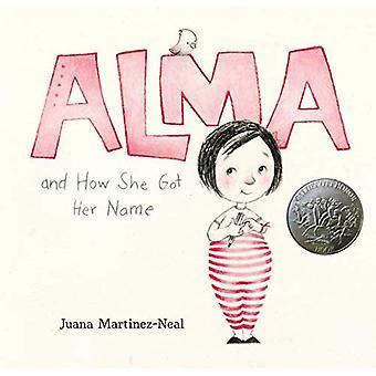 Alma et comment elle a obtenu son nom