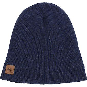 Quiksilver Mens Snowly Beanie - Dress Blues