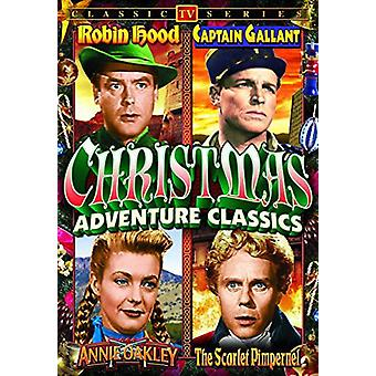 Christmas Adventure Classics: 4 Episode Collection [DVD] USA import