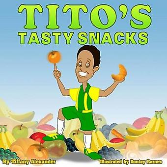 Titos Tasty Snacks by Alexander & Tiffany
