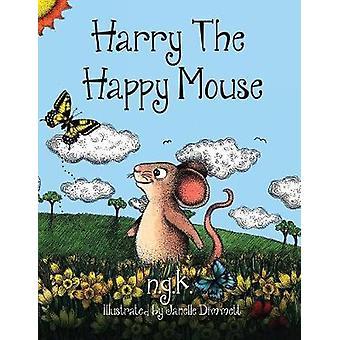 Harry The glad mus undervisning barn att vara snälla mot varandra. av K & NG