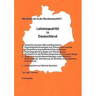 Lebensqualitt in Deutschland av Yankson & Gaby