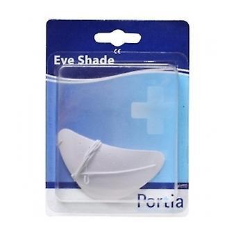 Eye Shade Plastic Vent E/Eye Bray No167 1