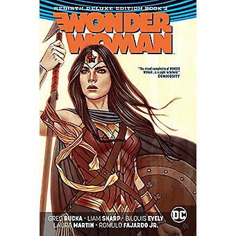 Wonder Woman - The Rebirth Deluxe Edition - Book 2 by Wonder Woman - The