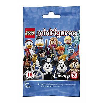 LEGO 71024 figurines Disney série 2