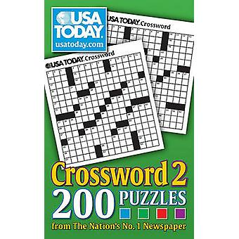 USA Today Crossword 2 - 200 Puzzles from the Nation's No. 1 Newspaper
