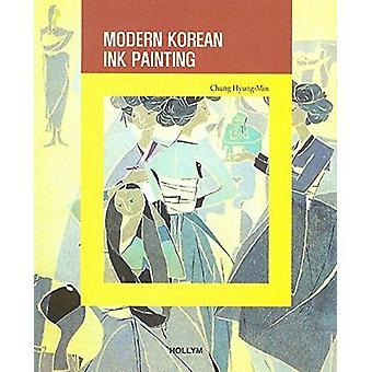 5. Modern Korean Ink Painting - Korean Culture Series by Hyungmin Chun
