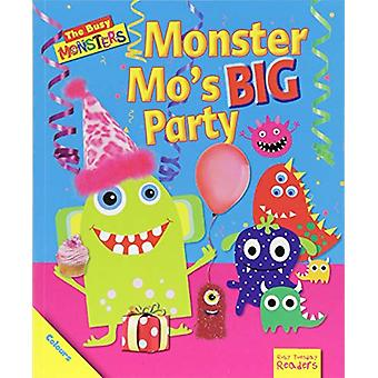Monster Mo's BIG Party by Monster Mo's BIG Party - 9781788560207 Book