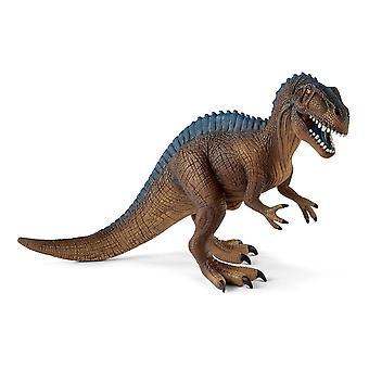 شليخ الديناصورات Acrocanthosaurus ديناصور الشكل (14584)