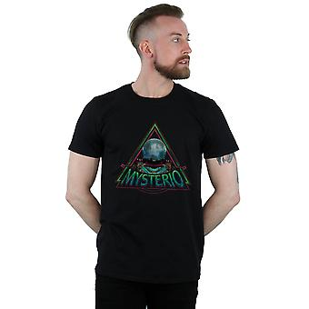 Marvel Men ' s Spider-Man longe de casa Mysterio T-shirt