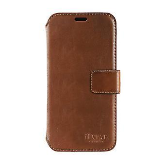 iDeal Of Sweden STHLM Wallet Samsung Galaxy S10e-Brown