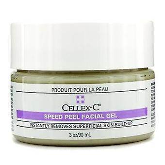Cellex-c Speed Peel Facial Gel - 90ml/3oz