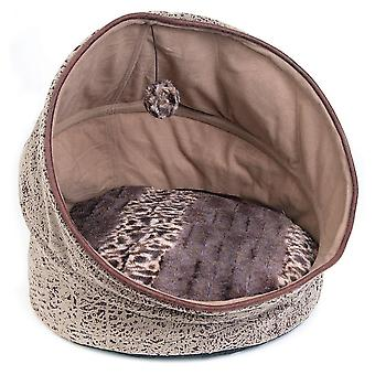 Animeren pop-up hoodie Pet Bed & kussen