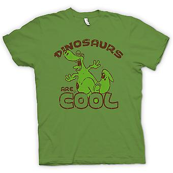 Kids T-shirt - Dinosaurs Are Cool - Funny