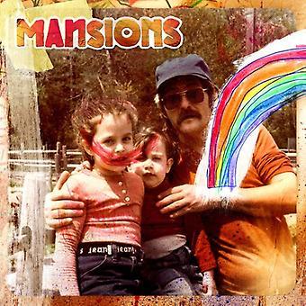 Mansions - Mansions [CD] USA import