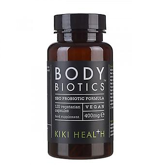 KIKI Health Body Biotics Vegicaps 120