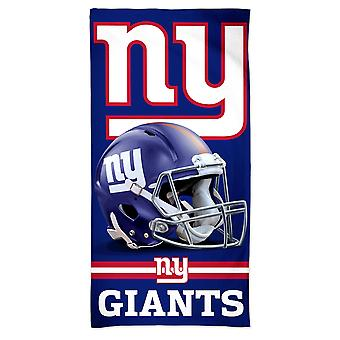 Wincraft NFL New York Giants 3D Toalla de playa 150x75cm