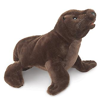 Hand Puppet - Folkmanis - Sea Lion Pup New Toys Soft Doll Plush 3052