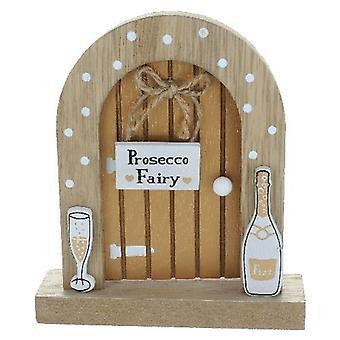 Prosecco Fairy deur
