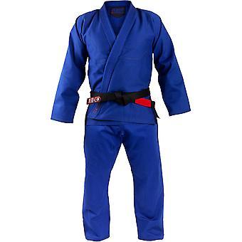 Venum contender Evo Braziliaans Jiu-Jitsu gi-koningsblauw