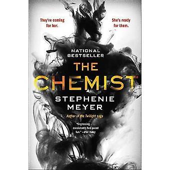 The Chemist by Stephenie Meyer - 9780316387842 Book