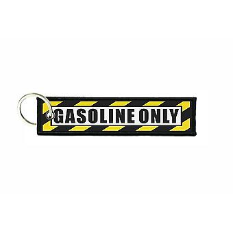 Porte cles aviation keychain moto voiture warning removing safety pin rocket r1