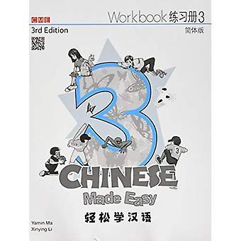 Chinees Made eenvoudig Vol. 3 - werkmap