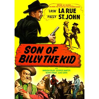 Son till Billy the Kid [DVD] USA import