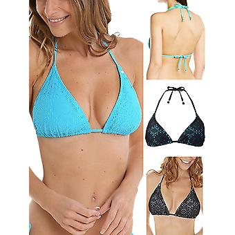 Summer Days Plunge Bikini Top