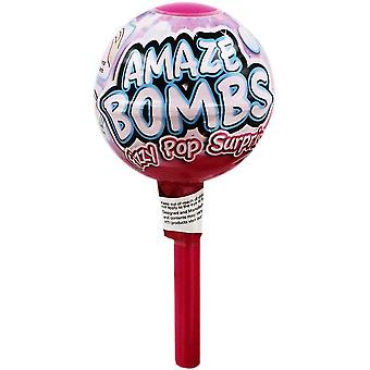 Amaze Bombs - Fizzy Scented Bath Bomb Surprise