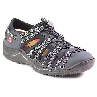 Rieker L0577 L057715 universelle sommer kvinner sko