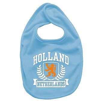 Bavaglino neonato turchese dec0486 holland netherlands