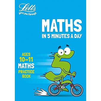 Letts Maths in 5 Minutes a Day Age 1011