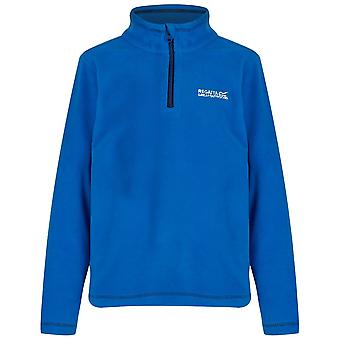 Regatta Oxford Blue Childrens Hot Shot II Fleece
