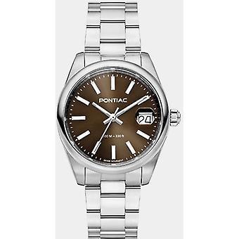 Pontiac reloj de mujer P10123