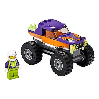 LEGO 60251 City Monster truck bouw Playset